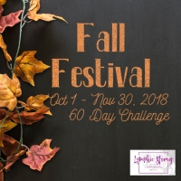 2018 #MOVETHATLYMPH Fall Festival 60 Day Challenge Registration